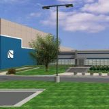 Infomart Data Centers Nears Completion of Phase I Development of Its Ashburn Facility Featuring 2N+1 Power Redundancy and Low PUE Figure